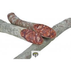 Chorizo cular ibérico, SIERRA ORTIGA pza.530/570gr.