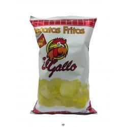 Patatas fritas, EL GALLO 160gr.