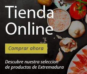 Comprar Online Productos de Extremadura, Alimentos de Extremadura, productos gourmet