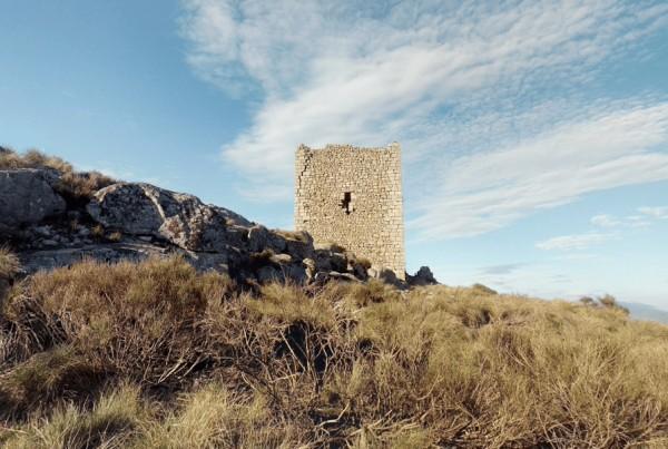 castillo de la almenara gata